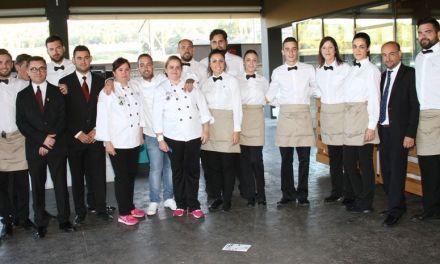 """""""Para Hostemur, para la comarca, para Pedro Marín, fue un éxito total"""", el hostelero Pedro Marín realiza un balance de La Cocinas del Jubileo y la gala de Hostemur"""