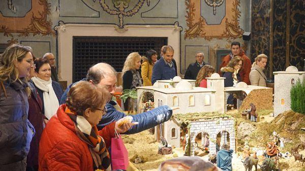 Inauguración del Belén Municipal