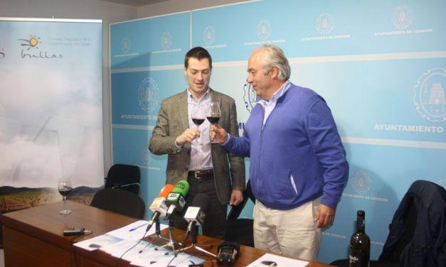Presentada la muestra de la DOP (Denominación de Origen Protegida) Bullas en Cehegín
