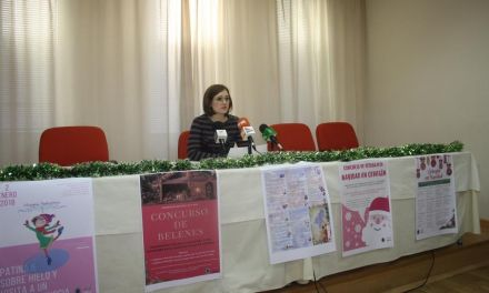 Presentada la  programación de Navidad 2017/2018 en Cehegín