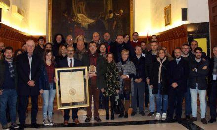 El Ayuntamiento de Murcia, encabezado por su alcalde, peregrina a Caravaca de la Cruz con motivo del Año Jubilar
