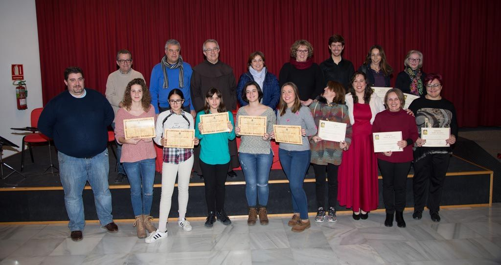 La Concejalía de Cultura de Caravaca entrega los premios del certamen literario 'Albacara'