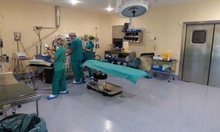 El SMS invierte más de 600.000 euros en mejoras en quirófanos y pasillos quirúrgicos del hospital de Caravaca