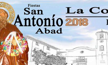 La Copa de Bullas celebra la festividad de San Antón, una de las fiestas más populares en la pedanía