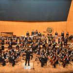 El Auditorio regional recibe a las bandas de música juveniles de Cehegín y Cabezo de Torres
