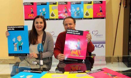 El Ayuntamiento de Caravaca lanza una campaña de concienciación ciudadana dirigida a propietarios de animales de compañía