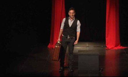 El teatro Thuillier de Caravaca acoge el viernes 19 de enero la charla motivacional 'Quién quiere ju(z)gar conmigo'