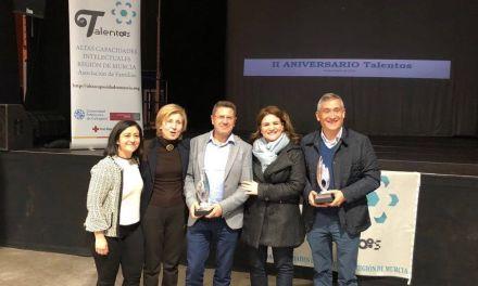 La Asociación de Talentos de la Región reconoce al IES Alquipir por su trabajo con el alumnado de altas capacidades