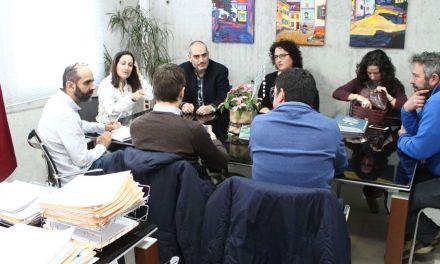 El Alcalde de Cehegín se reúne junto al AMPA del Colegio de Valentín con la Directora General de Centros para poner una solución a la calefacción del centro