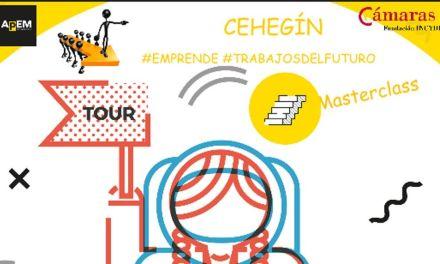 En Cehegín se fomentará la cultura emprendedora a través del Proyecto APEM