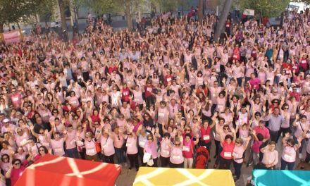 El Ayuntamiento de Calasparra convierte el azul en rosa