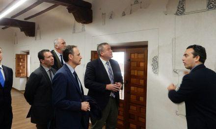 El Convento de San Francisco de Mula abre sus puertas tras su intensa restauración