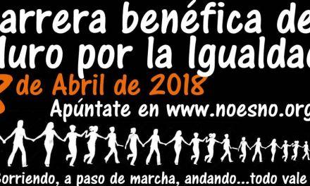 El Muro, carrera solidaria contra la violencia machista, se realizará en Cehegín el próximo 8 de abril