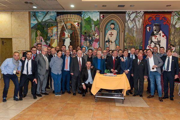Gala Templarios Caravaca