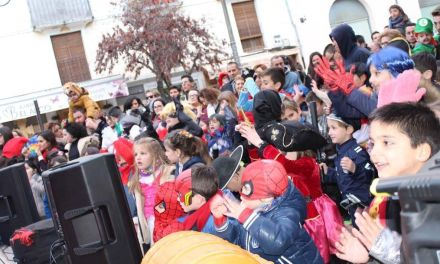 El frío no impidió disfrutar del Carnaval de Caravaca