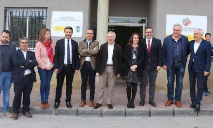 """Diego Conesa: """"La Región de Murcia tiene que apostar decididamente por la autosuficiencia hídrica y energética"""""""