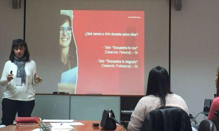 El Programa 'Gira Mujeres' para el apoyo a emprendedoras se ha desarrollado en Moratalla