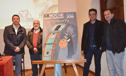 Antonio Castillo ilustrará La Noche de los Tambores