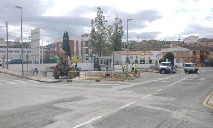 Nuevas obras de mantenimiento en el municipio de Bullas