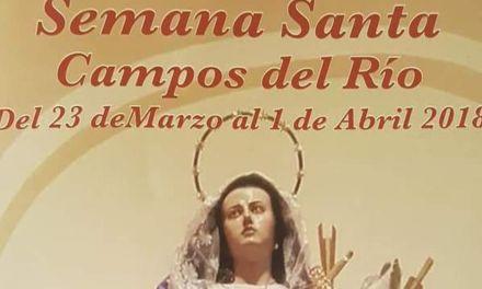 Campos del Río se prepara para celebrar los actos centrales de su Semana Santa 2018