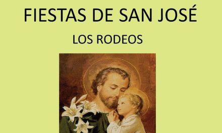 Este fin de semana Los Rodeos celebran sus fiestas en honor a San José
