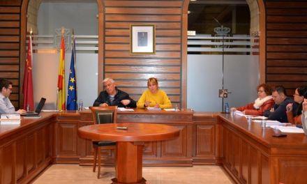 El Pleno del Ayuntamiento acuerda instar a la consejería de Sanidad a que reponga el servicio 24 horas de urgencias en Campos del Río