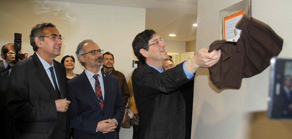 Caravaca cuenta con un nuevo centro de hemodiálisis, en el que reciben tratamiento medio centenar de pacientes del Noroeste