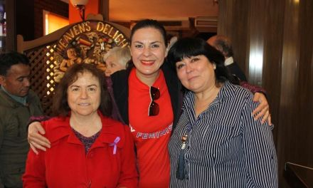 Antonia María Olmo y Paqui Guerrero, mujeres empresaria y trabajadora de Caravaca de la Cruz de 2018