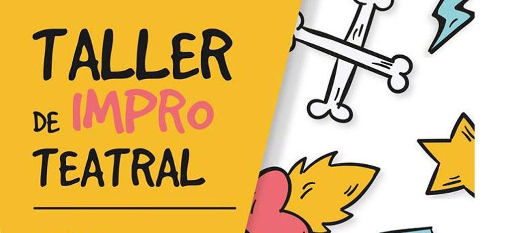 Taller en Bullas de Impro Teatral