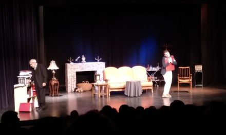 """Gala de entrega de premios del II Certamen de Teatro Aficionado """"Villa de Bullas"""""""