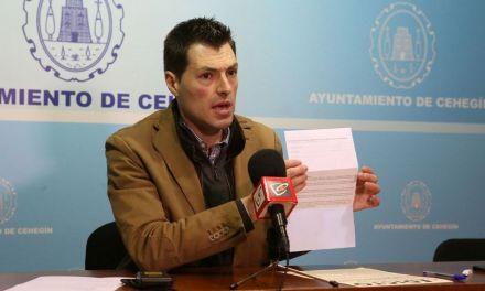 Por una mayor eficacia y transparencia desaparece el cobro de impuestos en dependencias municipales de Cehegín