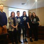 El equipo del IES Los Cantos gana la V Liga de Debate de Bachillerato