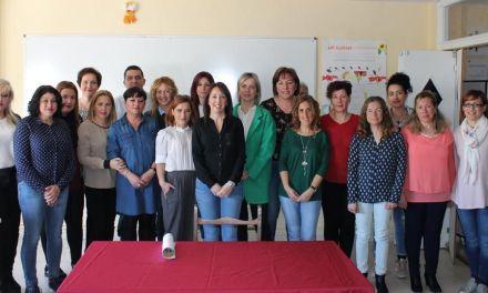 Clausura en Bullas del Programa Mixto de Empleo y Formación sobre 'Actividades auxiliares en viveros y jardines'