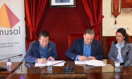 AMUSAL y el Ayuntamiento de Mula promocionarán juntos la economía social