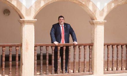 """""""Tenemos que conservar nuestros rituales a la vez que los hacemos evolucionar"""",  Óscar Martínez, concejal de Festejos y Cultura en el Ayuntamiento de Caravaca"""