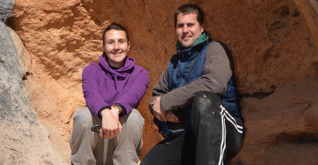 Pedro Lucas Salcedo y Teresa Fernández Azorín