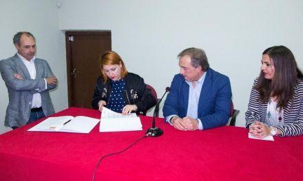 Apcom y la Joven Orquesta del Noroeste suscriben un acuerdo para integrar a personas con discapacidad en actividades musicales