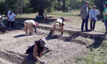 En marcha cuatro programas de empleo, que realizarán actuaciones de mejora en zonas verdes y entornos urbanos de Caravaca