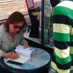 """""""La lectura es una compañera que ha estado conmigo siempre formando parte de cada momento de mi vida"""", María Dolores Alcaraz"""