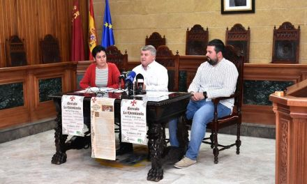 La Conmemoración de la Donación de la Villa se celebra en Calasparra del 8 al 10 de junio