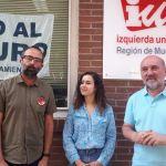 """Presentan la candidatura """"Unidad Para Ganar"""" a las primarias regionales de IU-Verdes"""