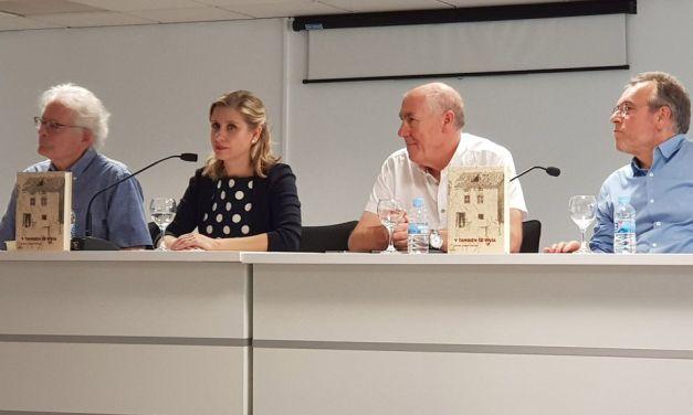 """El caravaqueño geógrafo e historiador, Jesús López García, presenta, en Molina de Segura, su libro """"Y también se vivía"""""""