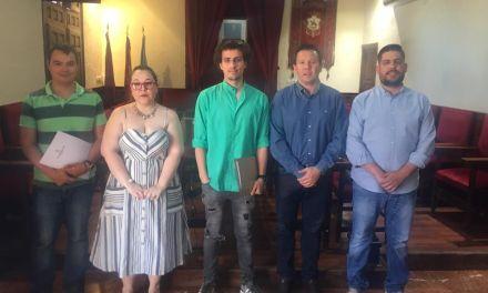 Firmado el convenio de colaboración entre la Agrupación Musical Muleña y el Ayuntamiento de Mula