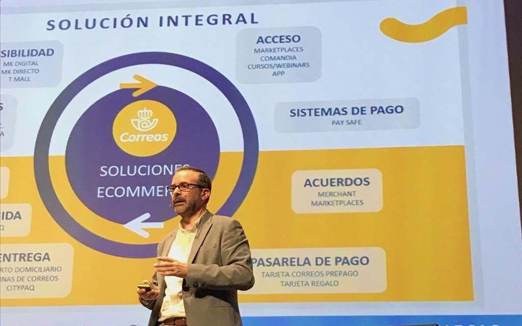 Correos presenta en Caravaca sus servicios para la transformación digital de las empresas