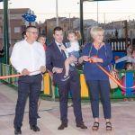 El Partido Popular acusa de deslealtad al Equipo de gobierno al inaugurar la zona verde de San Antonio sin representantes de la Comunidad