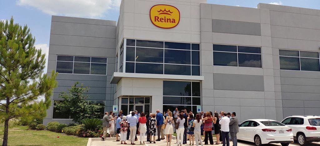 Grupo Postres Reina inaugura su nueva fábrica en Estados Unidos