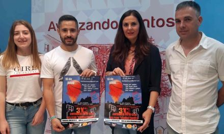 La Ciudad Jardín acoge este sábado el primer torneo de baloncesto 3×3, con unos 45 equipos de la Región