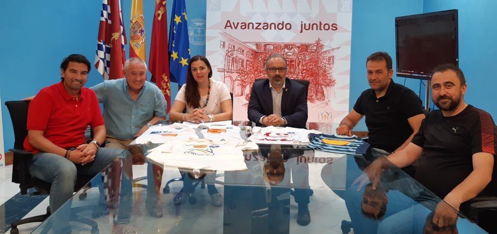Los clubes y asociaciones de fútbol de Caravaca anuncian su unificación para la próxima temporada