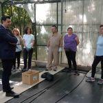 Una treintena de personas forma parte de los nuevos programas de empleo que trabajan en distintos espacios públicos de Caravaca