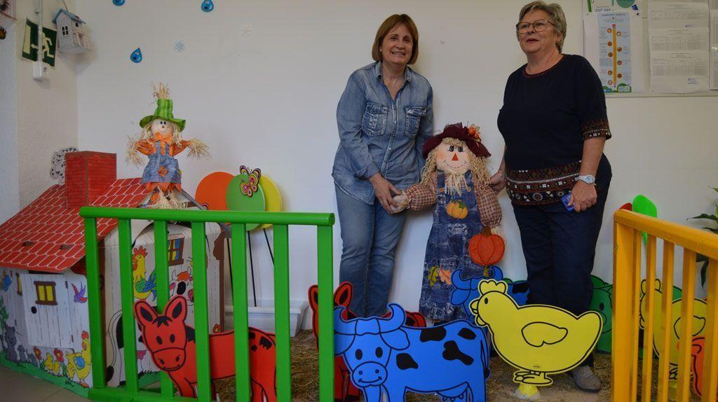 El proyecto 'El tren de las emociones' de las Escuelas de Infantil, accésit al premio Innovación y Buenas Prácticas